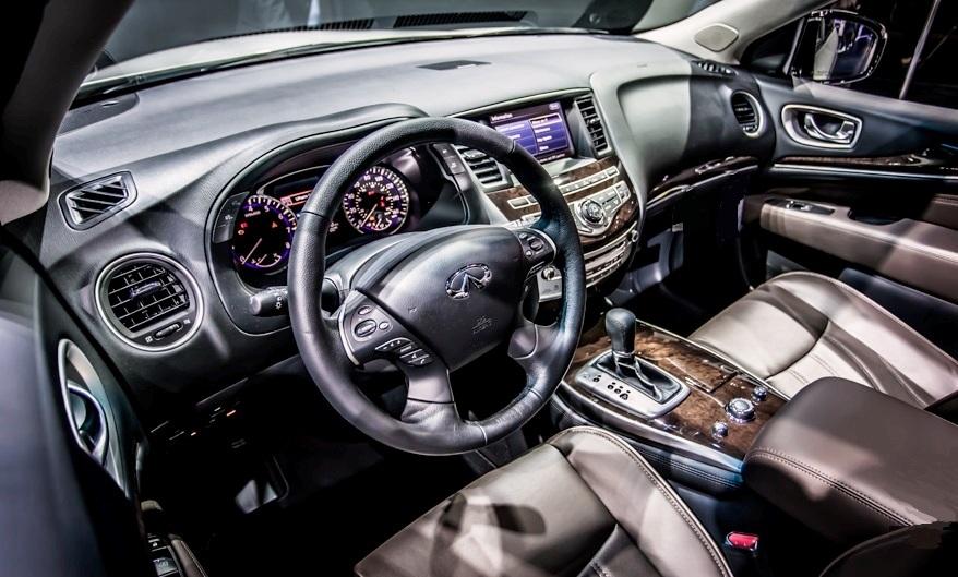 Coming Soon 2017 Infiniti Qx60 Hybrid Review