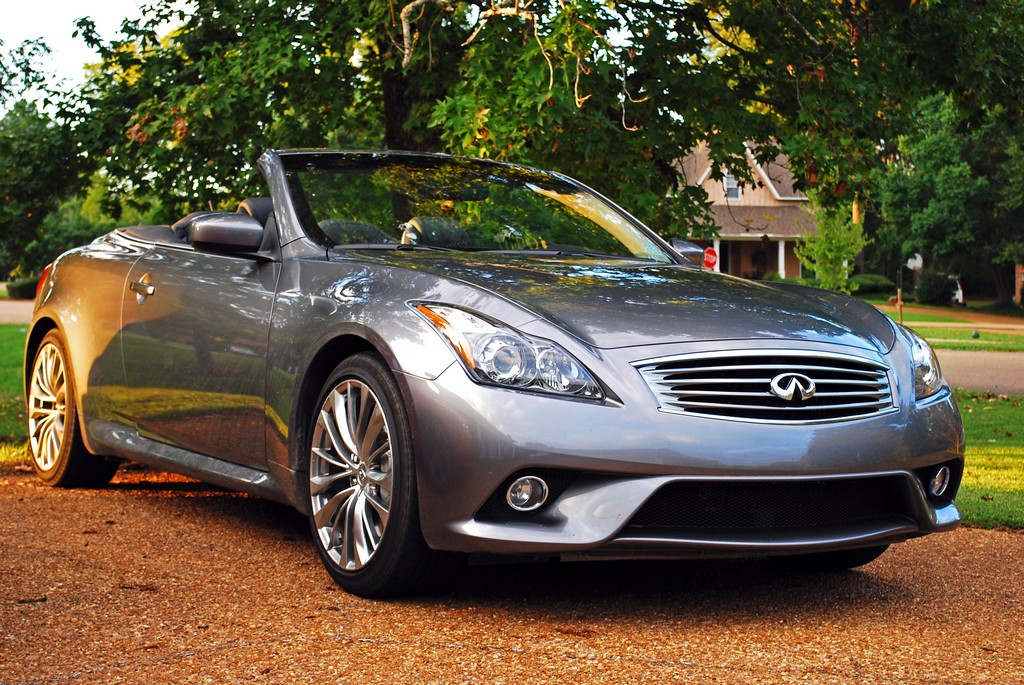 infiniti g37 convertible by - photo #29