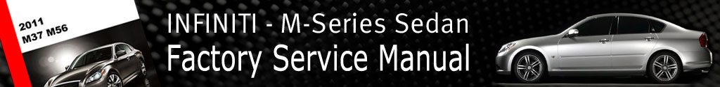 Infiniti M Factory Service Manual