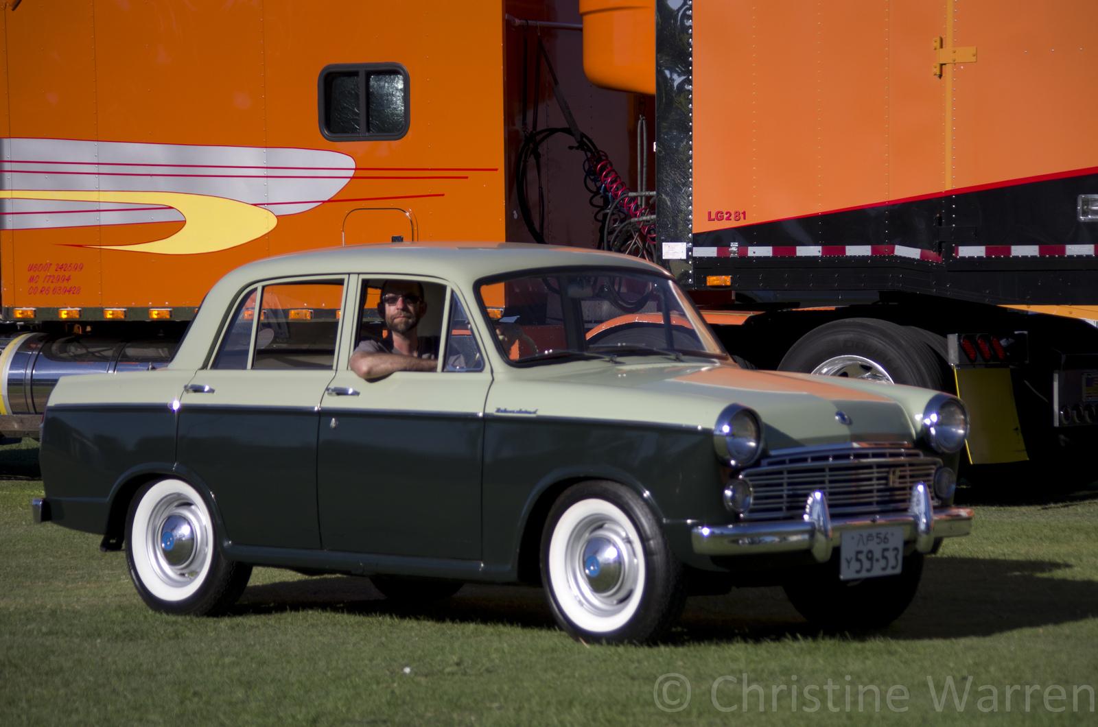 1963 Datsun Bluebird