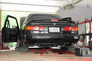 SR20 Convention Dyno Day