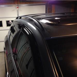 AVS Ventvisor Window Deflectors for 03-07 Nissan Murano
