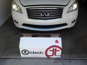 Infiniti M37 DIY Cold Air Intake