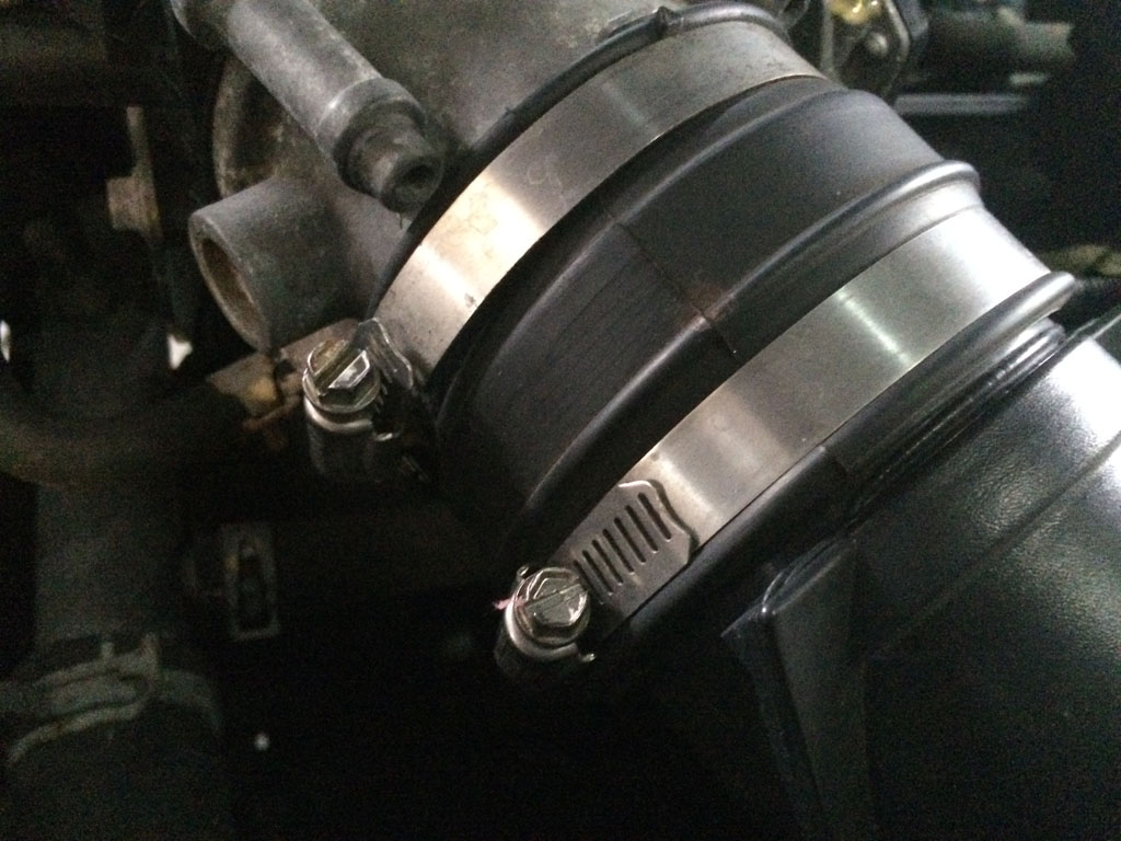 Frontier, Pathfinder, and Xterra 4 0L V6 Belt Tensioner