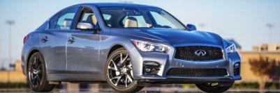 2015 Infiniti Q50S: Testing the Million Dollar Highway
