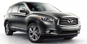 2015 Infiniti QX60: Winter Luxury