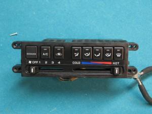 S13 HVAC Panel