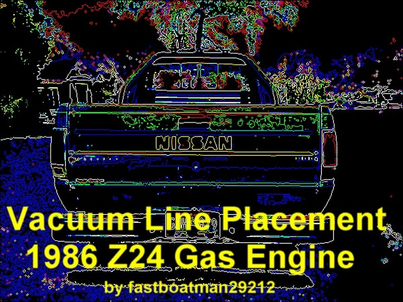 720_pickup_vacuum_line_routing_001 vacuum line placement 1986 z24 gas motor nissan forum nissan 1985 nissan pickup fuse box diagram at eliteediting.co