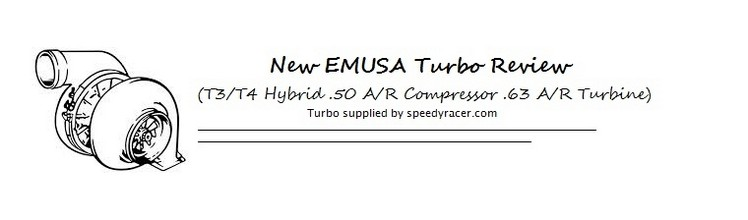 EMUSA Turbo Review