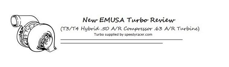 EMUSA Turbo Review