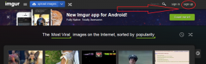 How-to Upload Images Using Imgur