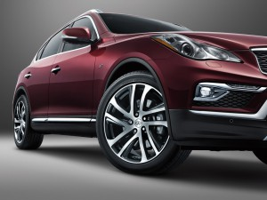 2016 Infiniti QX50 Review – Right Sized Refinement