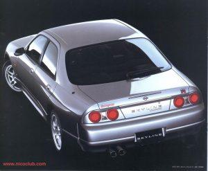 1998 Nissan Autech Skyline GT-R Sedan