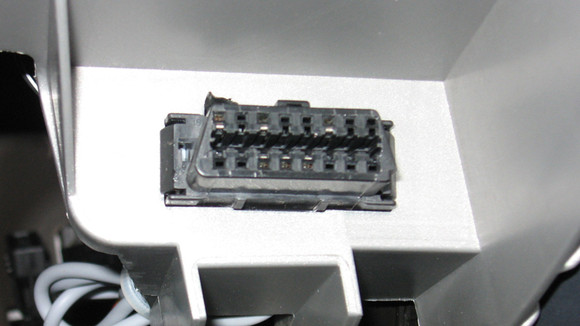 OBD2 port 1