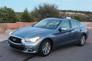 2016 Q50 2.0T Premium:  A Good Start to the Infiniti Turbo Age