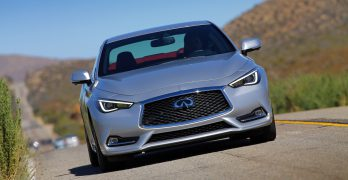 2017 Infiniti Q60 Red Sport 400 AWD: Future Performance Today