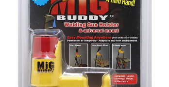 Got a welder? You need a MiG Buddy!