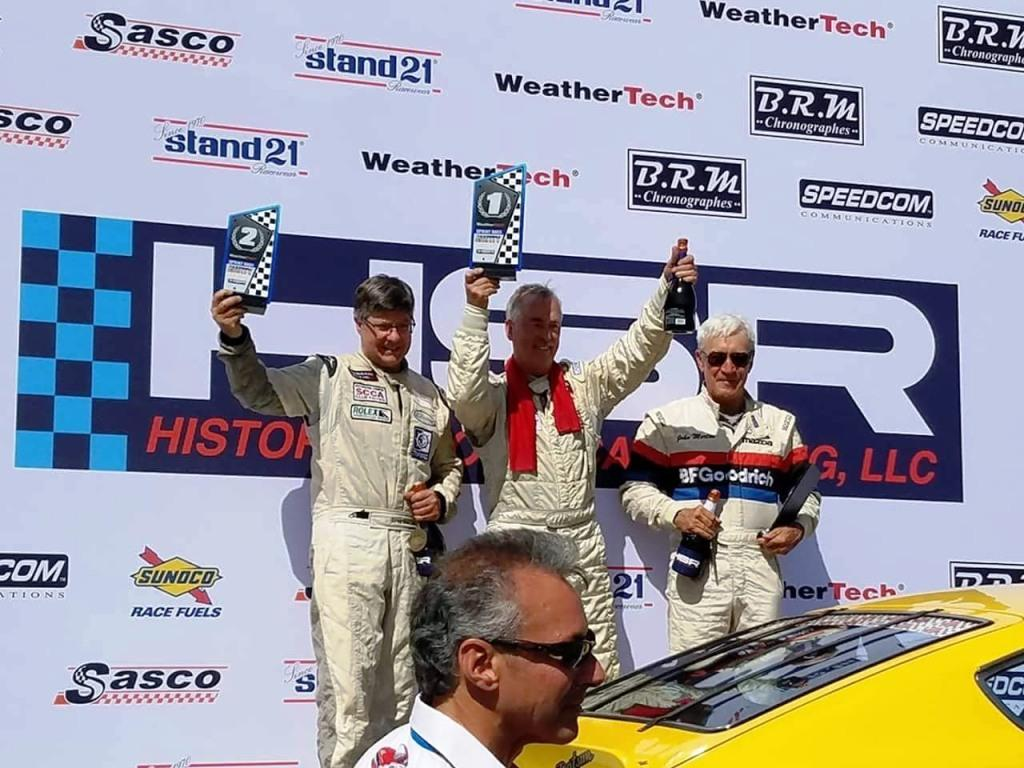 Mitty 2018 3A podium 240Z