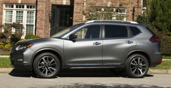 2018 Nissan Rogue SV – Crossover King