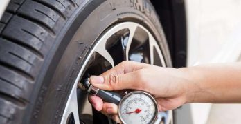 Checking Tire Pressures – Why it's Important