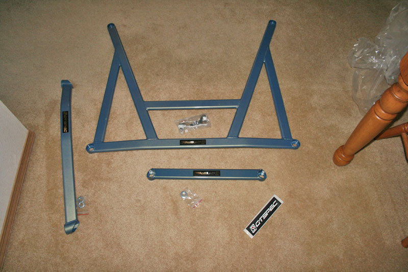 g35 chassis bracing